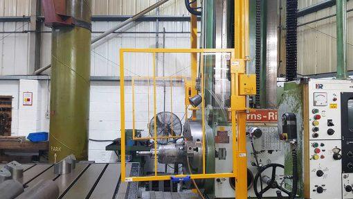 Repar2 AL Boring Machine Guarding 11