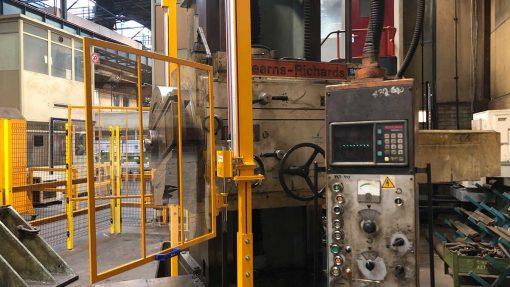 Repar2 AL Boring Machine Guarding 13