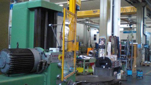Repar2 AL Boring Machine Guarding 16