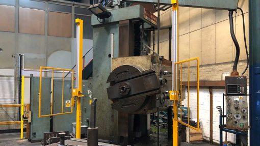 Repar2 AL Boring Machine Guarding 18