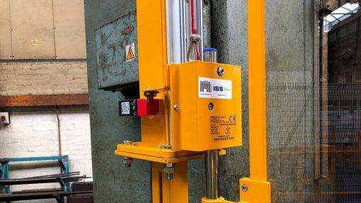 Repar2 AL Boring Machine Guarding 21