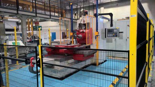 Repar2 AL Boring Machine Guarding 6