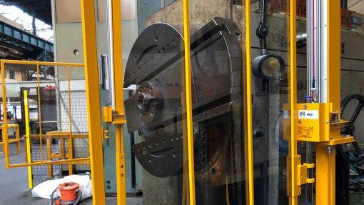 Repar2 AL Boring Machine Guarding 8