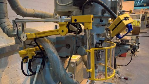 Repar2 FAB Milling Machine Guard 2