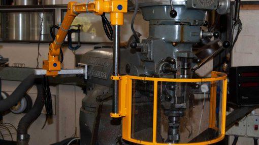 Repar2 FB Milling Machine Guard 3