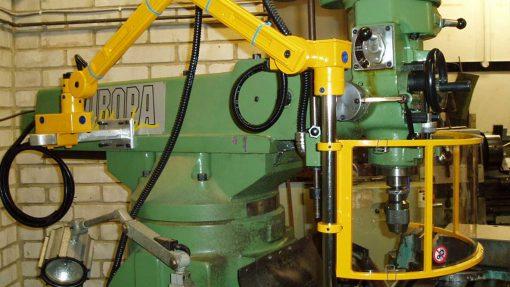 Repar2 FB Milling Machine Guard 4