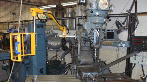 Repar2 FB Milling Machine Guard 5