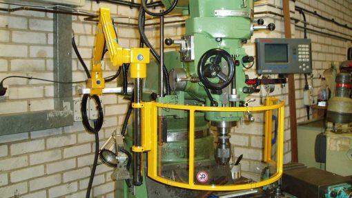 Repar2 FB Milling Machine Guard 6