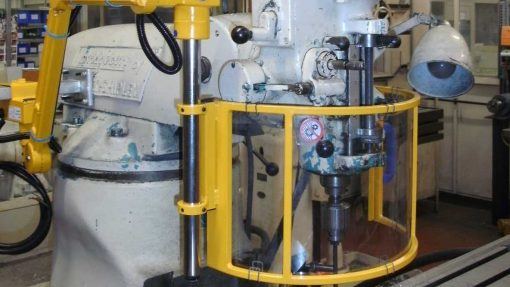 Repar2 FB Milling Machine Guard 8