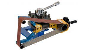 lathe sanding tool
