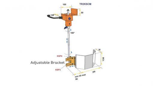 Repar2 TR2 Drilling Machine Guarding 2