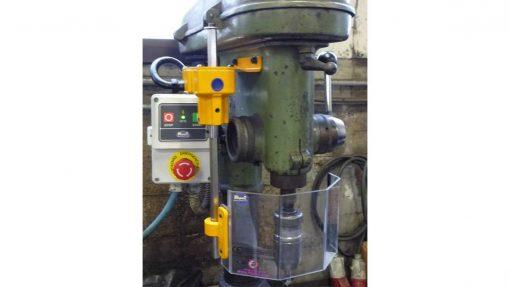 Repar2 TR2 Drilling Machine Guarding 3