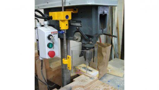 Repar2 TR2 Drilling Machine Guarding 5
