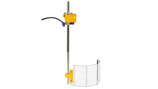 TR2SP drilling machine guard