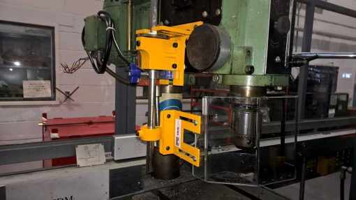 Repar2 TR2SP Drilling Machine Guarding 11