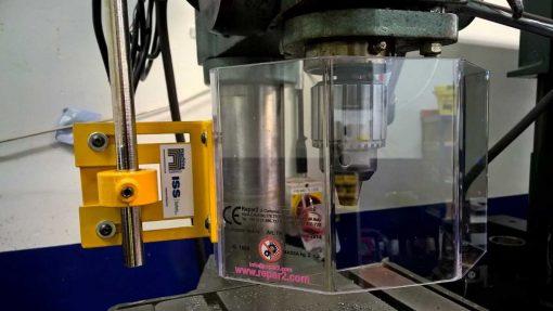 Repar2 TR2SP Drilling Machine Guarding 12