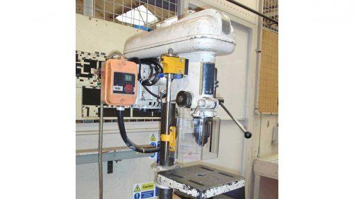 Repar2 TR2SP Drilling Machine Guarding 13