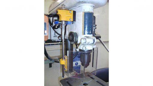 Repar2 TR2SP Drilling Machine Guarding 14