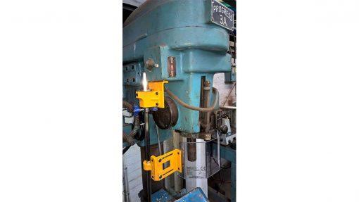 Repar2 TR2SP Drilling Machine Guarding 16