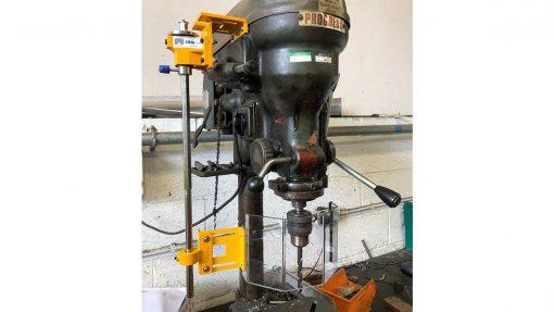 Repar2 TR2SP Drilling Machine Guarding 4