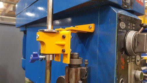 Repar2 TR2SP Drilling Machine Guarding 6
