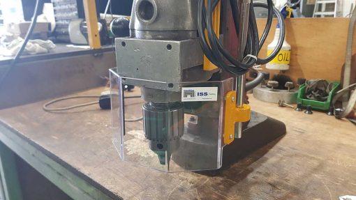 Repar2 TR2SP Drilling Machine Guarding 7