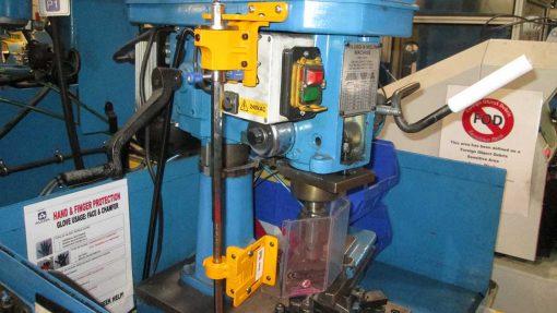 Repar2 TR2SP Drilling Machine Guarding 9