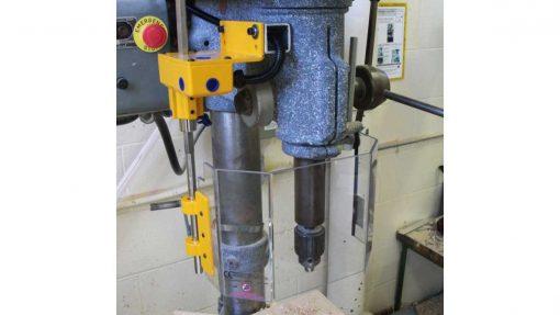 Repar2 TR3A Drilling Machine Guarding 4