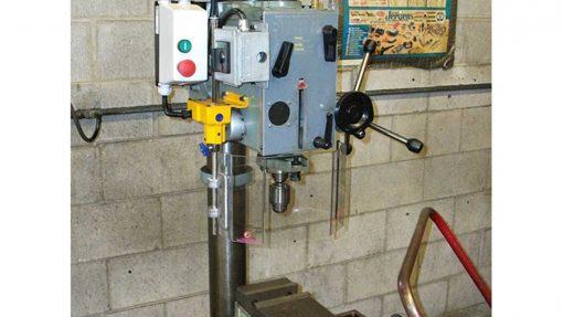 Repar2 TR3A Drilling Machine Guarding 6