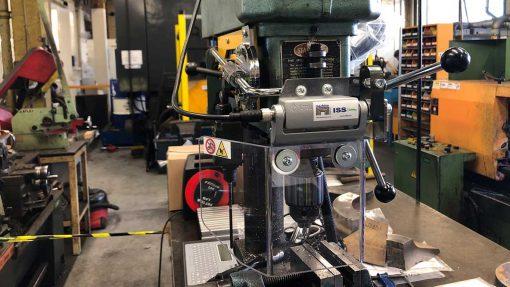 Repar2 TR9 Drilling Machine Guarding 15