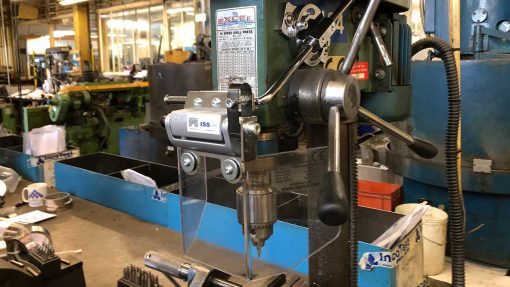 Repar2 TR9 Drilling Machine Guarding 20