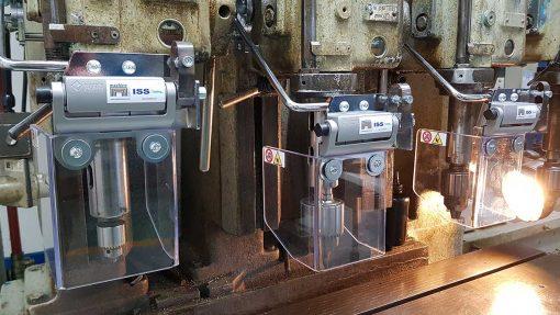 Repar2 TR9 Drilling Machine Guarding 4