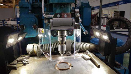 Repar2 TR9 Drilling Machine Guarding 6