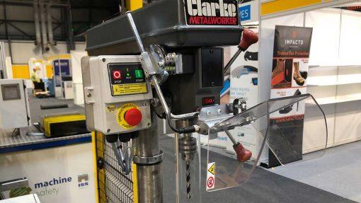 Repar2 TR9 Drilling Machine Guarding 8