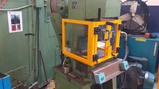 repar2 hydraulic press guard