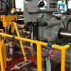 flat screen milling machine guard