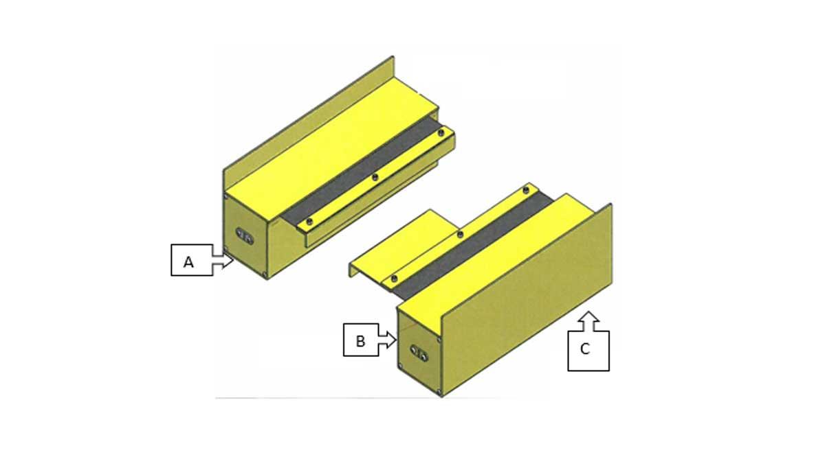 Repar2 AR Lathe Roller Units Drawing