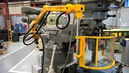 Repar2 FBB Milling Machine Guard 3