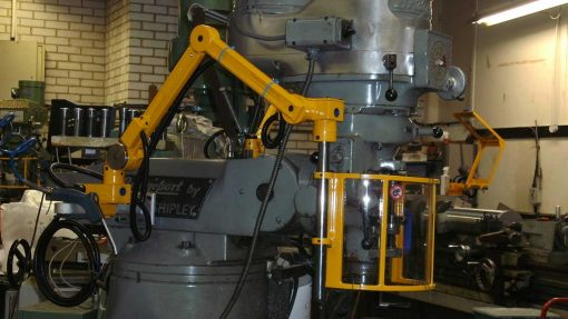 Repar2 FBB Milling Machine Guard 4