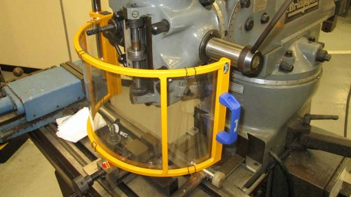 Repar2 FBB Milling Machine Guard 5