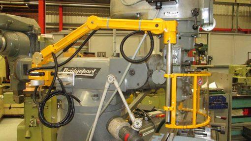 Repar2 FBB Milling Machine Guard 6