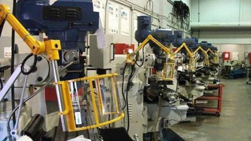 Repar2 FBB Milling Machine Guard 7