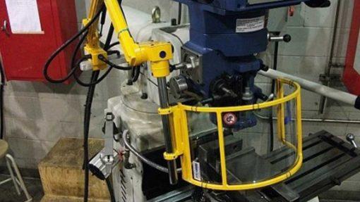 Repar2 FBB Milling Machine Guard 9