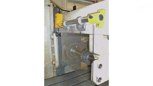 horizontal milling machine guard by Repar2