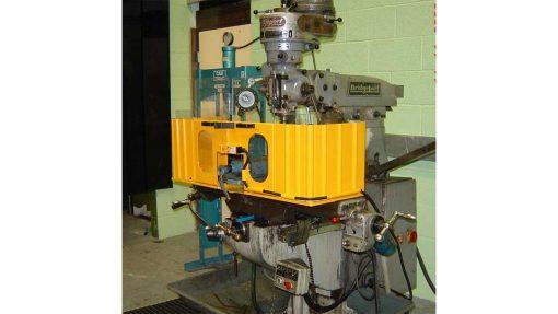 Repar2 FT Milling Machine Guard 5