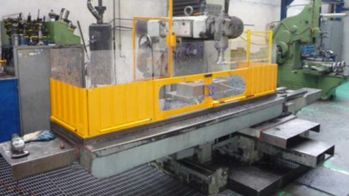Repar2 FT Milling Machine Guard 7
