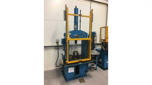 Repar2 FVH Press Machine Guard 10