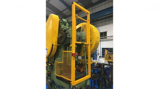 Repar2 FVH Press Machine Guard 11
