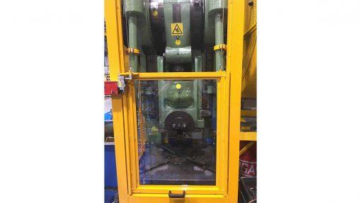 Repar2 FVH Press Machine Guard 12