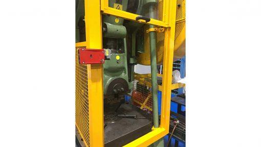 Repar2 FVH Press Machine Guard 14